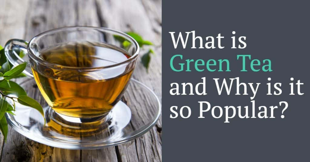 what is green tea